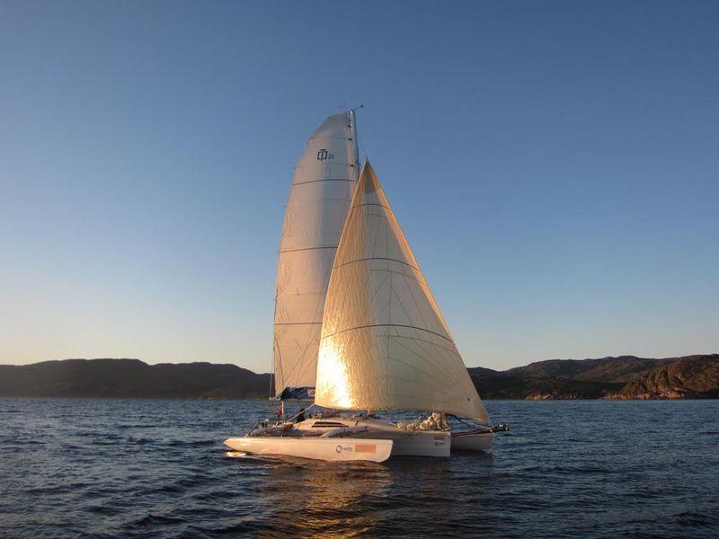 Sailing-into-Kirkenes