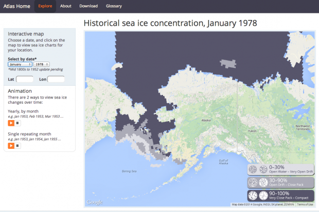 Historicalseaiceconcentrationjan1978