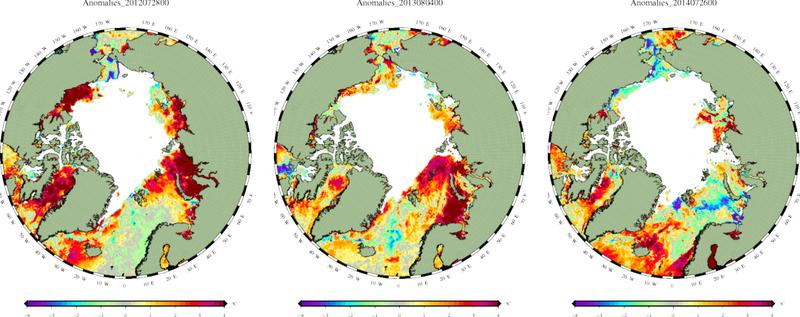 DMI SST anomaly 2012-2014