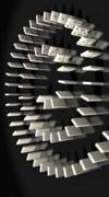 Domino spiral