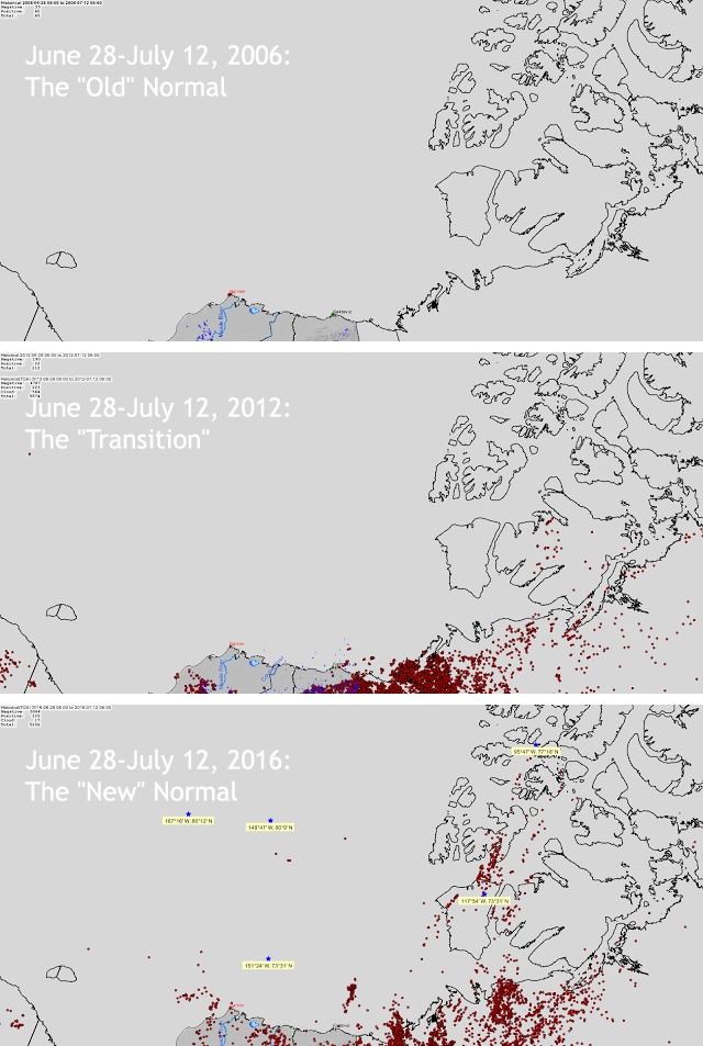 Arctic Lightning