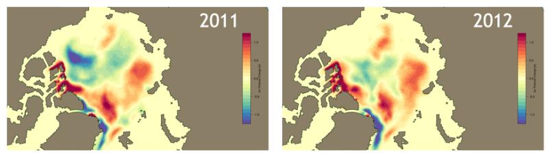 2016 vs 2011-2012